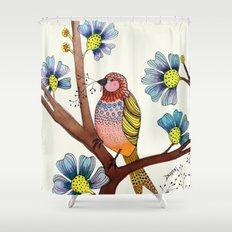 i ear mucic 1 Shower Curtain