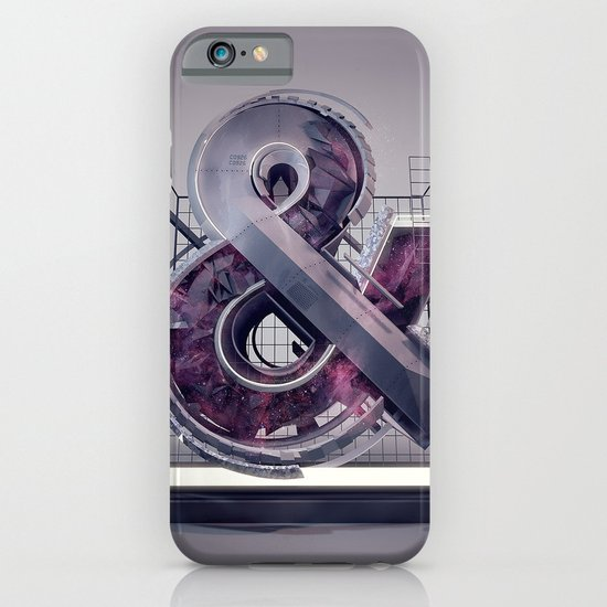 Ampersand_139 iPhone & iPod Case