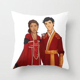 Lunar New Year Throw Pillow