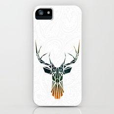 Tribal Deer iPhone (5, 5s) Slim Case