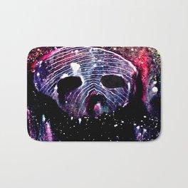 Cosmic Cranium Bath Mat