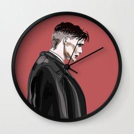 THOMAS FOCKIN' SHELBY Wall Clock
