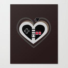 A Classic Love V.1 Canvas Print