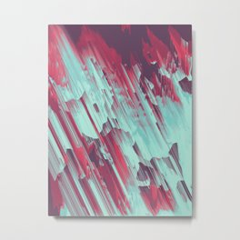 Cold From Above Metal Print