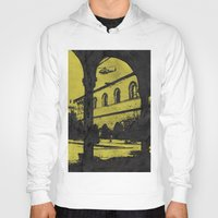 milan Hoodies featuring Milan 4 by Anand Brai