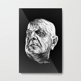 Sibelius Metal Print