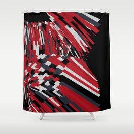 Schism Shower Curtain