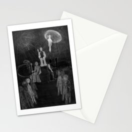 Plato Myth: The Judgement of Souls Stationery Cards