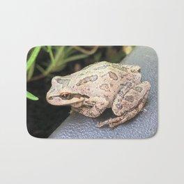 Tiny Tree Frog Bath Mat