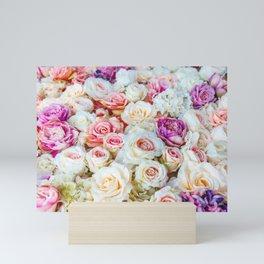 Colorful Roses Mini Art Print