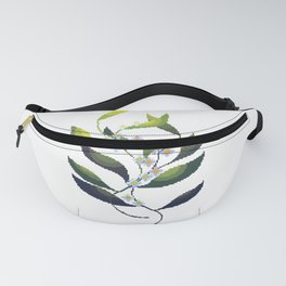Mysterious flowers 2 Fanny Pack