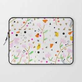 Locura Floral Laptop Sleeve