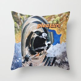 Dali Pleasure Throw Pillow