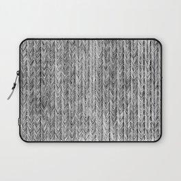 Ink Weaves: Grey Opal Laptop Sleeve