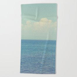 Vitamin Sea Ombre Beach Towel