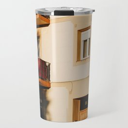 Golden Hour Light in Spain Travel Mug