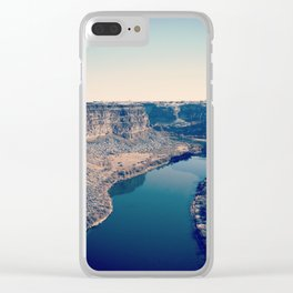Snake River Clear iPhone Case