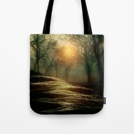 From small beginnings and big endings. by Viviana González Tote Bag