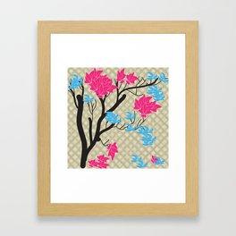 FlowerBloom Framed Art Print