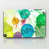 et iPad Cases featuring Et Cetera by Art by Kaitlyn Alyse