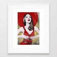 snatch Framed Art Prints featuring Snatch  by mustafasoydan
