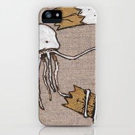 FuFu & SquidWhale iPhone Case