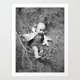 Dead Childhood Art Print