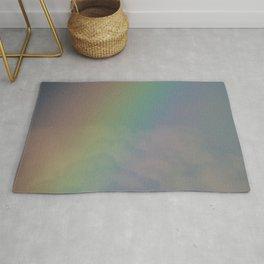 Between the Rainbow Rug