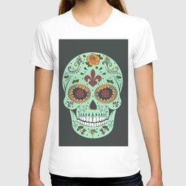 Colorful Skull I T-shirt