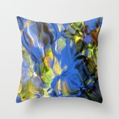 Time After Time Throw Pillow