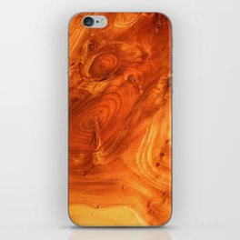 Fantstic Wood Grain iPhone Skin