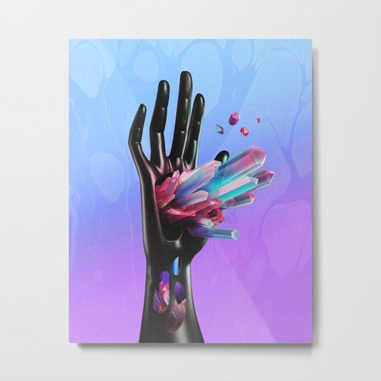 Mystic Metal Print
