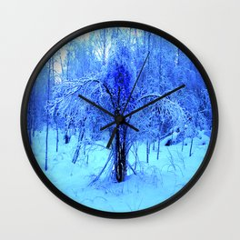 Privet lyudi Wall Clock