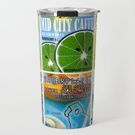 WATERPLANET: GigPosters1 Travel Mug