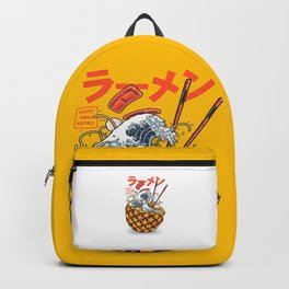 Great vibes ramen Backpack