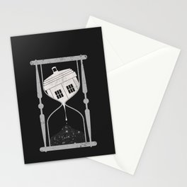 Spacetime Stationery Cards
