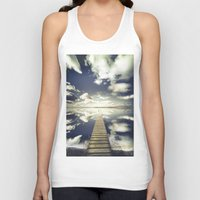 outdoor Tank Tops featuring Vanity by HappyMelvin