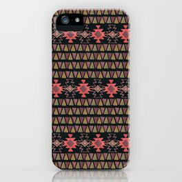 Triangle Boho Tribal iPhone Case