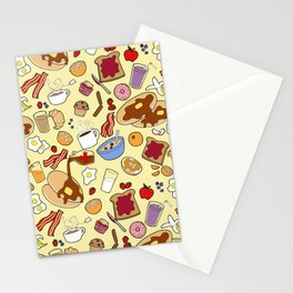 All You Can Eat Breakfast Stationery Cards