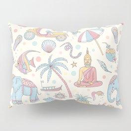 Dream of Thailand Pillow Sham