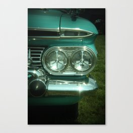 They don't make them like this anymore Canvas Print