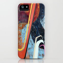 Something REALLY Strange Is Goin' On... iPhone Case
