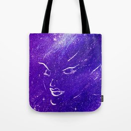 Space Elf Tote Bag