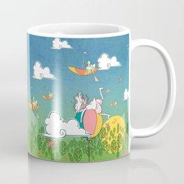 Row Row Coffee Mug