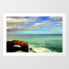 The Arch - Australia Art Print