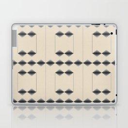 Diamond Stripes Laptop & iPad Skin