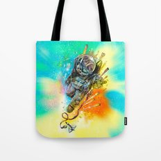 Houston we have a problem Tote Bag