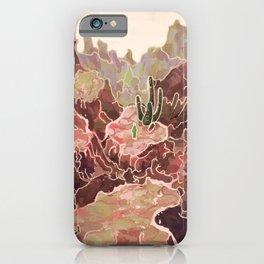 Petal Valley iPhone Case