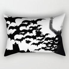 Nosferatu - the real bat Rectangular Pillow