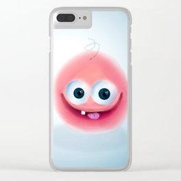 Baby ball Clear iPhone Case